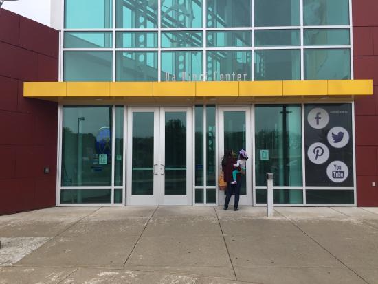 Da Vinci Science Center: Un museo bueno para niños.