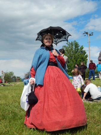 New Market, VA: A Lovely Southern Lady