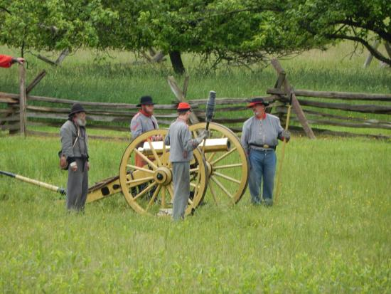 New Market, VA: A Confederate Cannon