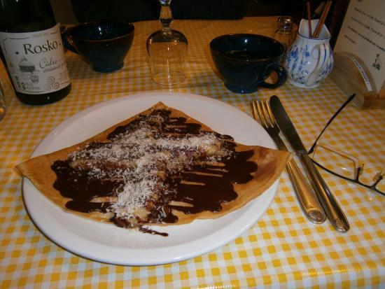 Un Petit Dessert Pour La Route Picture Of Creperie Ty Bihan - Cuisine et tradition morlaix