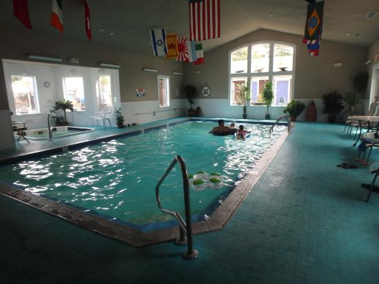 The Club at Cape Cod: Indoor Pool and Spa