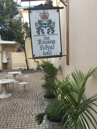 Royal Hotel Knysna : photo0.jpg