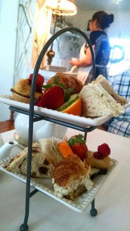 """Ashes' Boutique : Afternoon """"Tea for Two"""""""