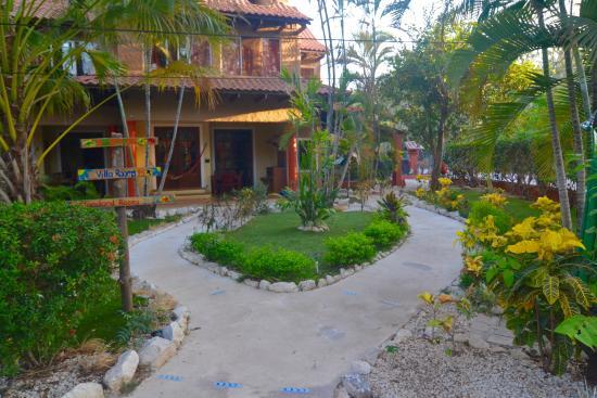 Playa Grande, Costa Rica: Gardens - Jardines