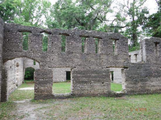 McIntosh Sugarworks - Tabby Ruins