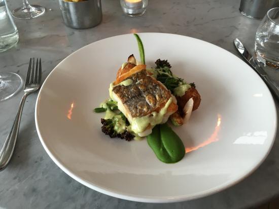 Hake Dish Picture Of The Salt Room Restaurant Brighton TripAdvisor