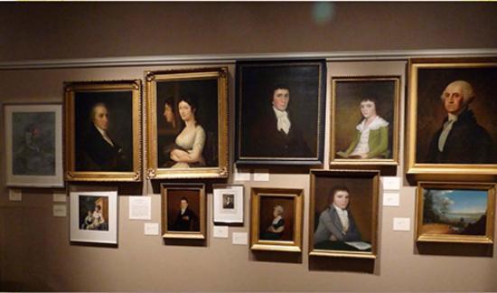 คิงส์ตัน, นิวยอร์ก: John Vanderlyn Gallery at the Senate House Museum