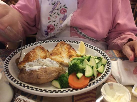 Commack, NY: Chilean Sea Bass