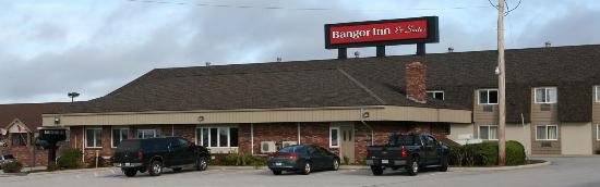 Bangor Inn & Suites: Welcome!!