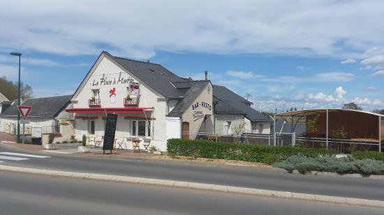 Restaurant La Place à Martin