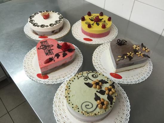 Il Massimo del Gelato: pasticceria fredda e torte