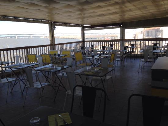 La cabane du chapus : Terrasse panoramique sur l île d oleron