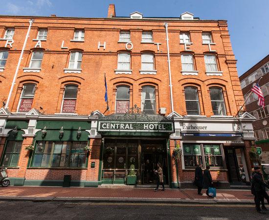 Booking Com Dublin Central Hotel