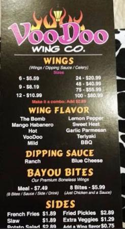 VooDoo Wing Co.