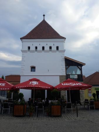 Medias, Romania: Turnul Fierarilor