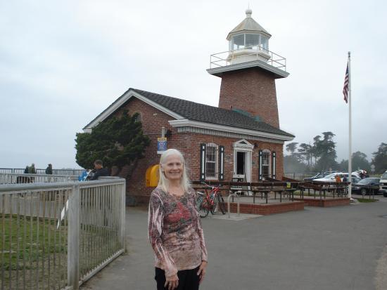 Mark Abbot Memorial Lighthouse : The Lighthouse