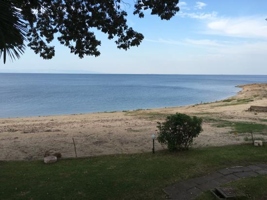 View of lake Kariba
