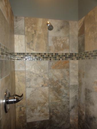 Cottonwood, AZ: Nice shower