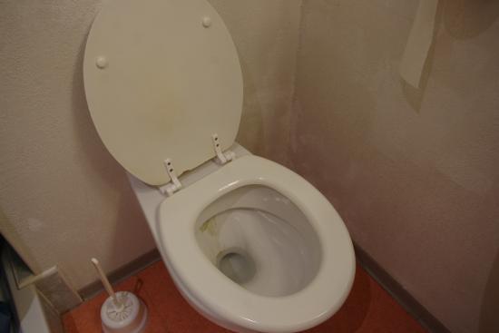 Bedarieux, ฝรั่งเศส: wc et sa fuite