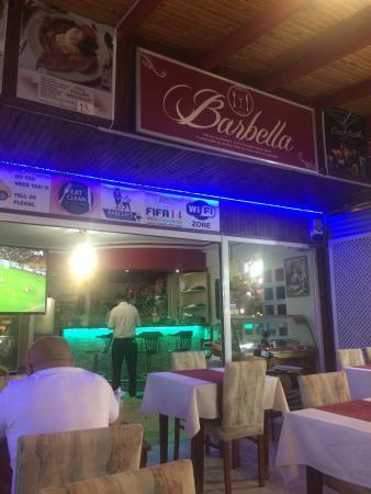 Best restaurant I have been to in Turkey.