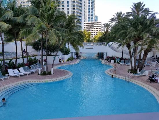 Memorable beachfront hotel