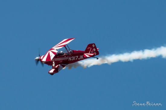 Steamboat Springs Chamber Resort Association Visitor Center: Flying high at the Wild West Air Fest - Photo Credit Steve Nelson