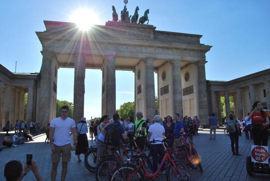 Dwars Door Berlijn