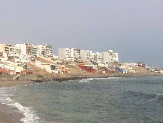 Playa Señoritas en lima