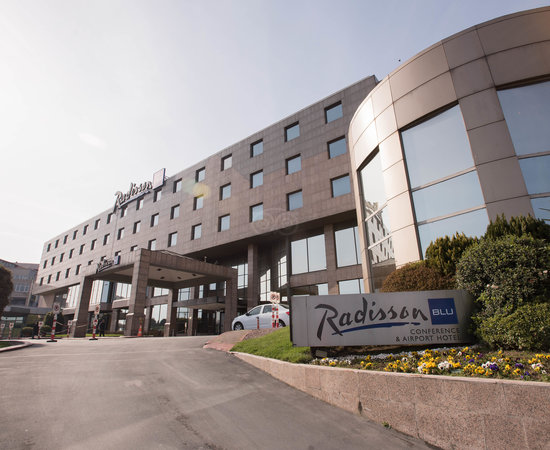 The Radisson Blu Conference & Airport Hotel