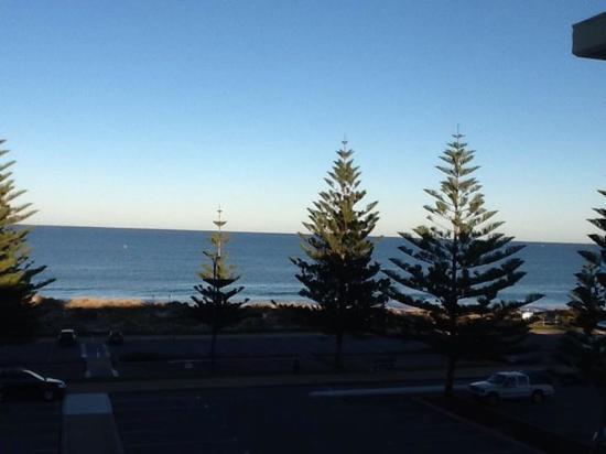 Scarborough, Avustralya: Sea view room.