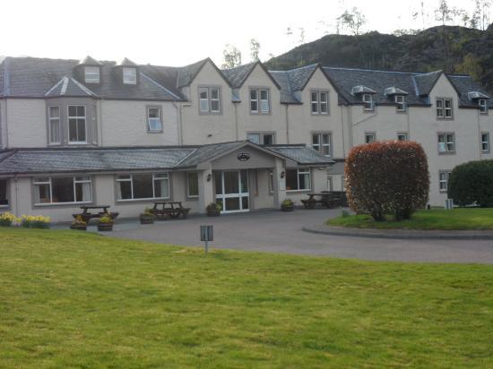 Loch Achray Hotel: Loch Achray