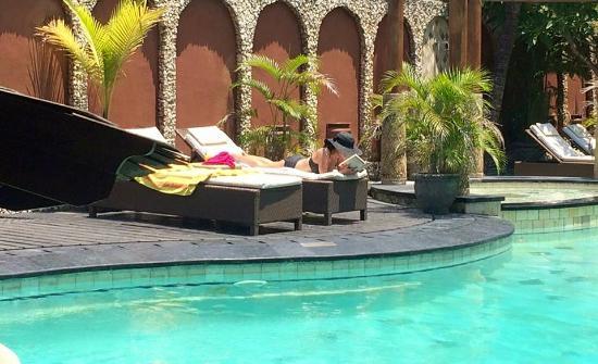 Puri Madawi: lovely pool