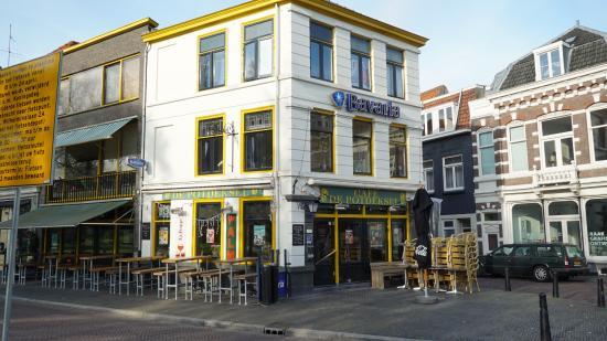 Cafe de Potdeksel