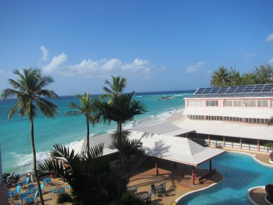 Barbados Beach Club: Every room has an ocean view