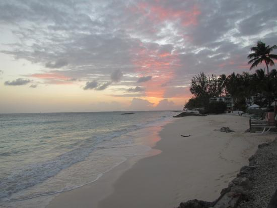 Barbados Beach Club: Beautiful sunsets