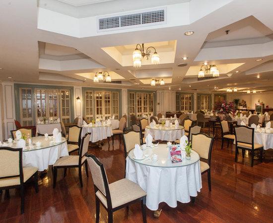 Evergreen Laurel Hotel Bangkok Chinese Restaurant