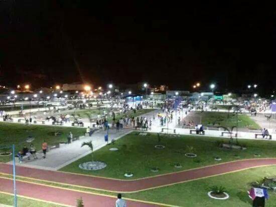 Ribeira Do Pombal, BA: Praça da Juventude