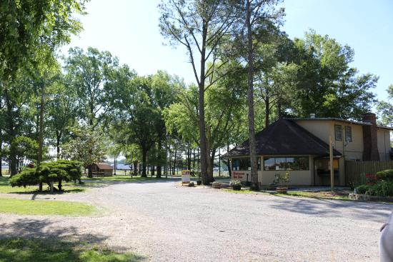 Marion, AR: The front of the Memphis KOA campground