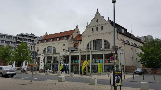 Altes Hallenbad