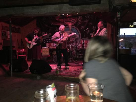 Pioneertown, Californië: Live music at Pappy and Harriets