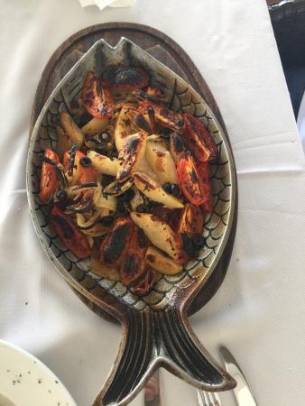 Il Cappuccino Cap Cana: Buena atención! Comida bien a punto y muy rica! Es privado accesar y lastima que el aire acondic