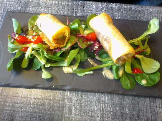 Saint Patrice, Frankreich: délicieux !!!