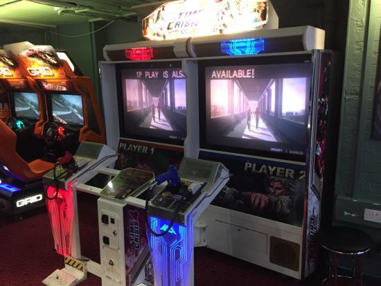 Las Vegas Arcade Soho : Proper arcade games!