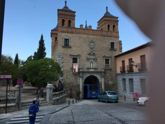 Province of Toledo, Ισπανία: Vista de la Puerta