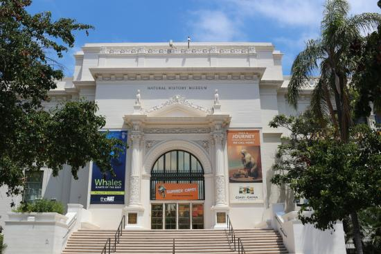 ‪San Diego Natural History Museum‬