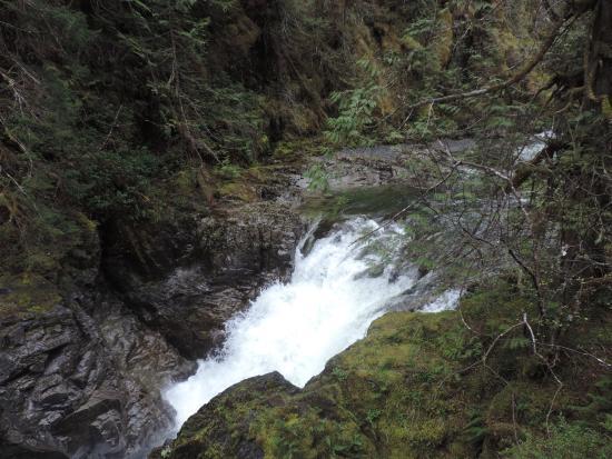 Nanaimo, Canadá: Quedas da Cachoeira