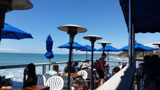 San Clemente, CA: Bloody Mary with a View!
