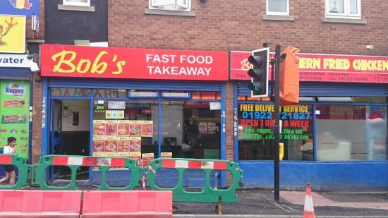 Bobs Fast Food