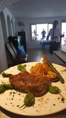 Sapphire Blue Restaurant