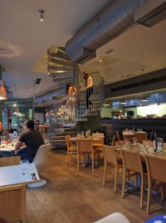 ASK Italian - Lincoln: Main restaurant